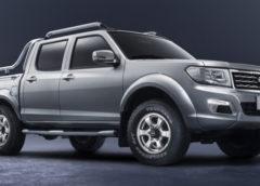 Компанія Peugeot представила новий рамний пікап