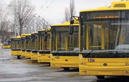 У Києві назріває транспортний скандал