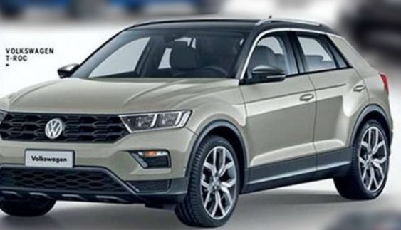 Volkswagen T-Roc: яким буде молодший брат Тігуана
