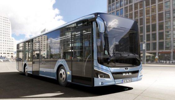 MAN показав нове покоління міських автобусів
