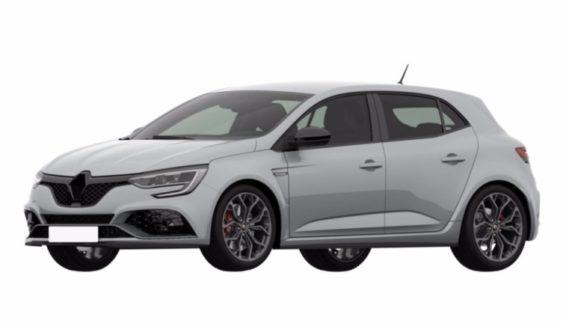 У Мережі з'явилися зображення «зарядженого» Renault Megane RS