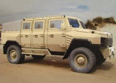 Броньовик «Буран» – нова машина для армії (Фото)