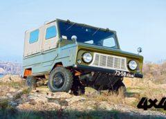 ЛуАЗ-969: сучасний тест-драйв легендарного волинського всюдиходу (Фото)