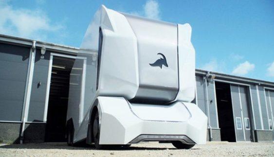 Презентували унікальну машину, яка замінить звичайні вантажівки (Відео)