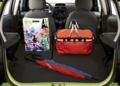 Як правильно розмістити речі в автомобілі