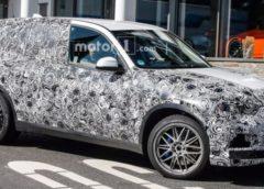 На дорожніх тестах вперше помічений новий кросовер BMW X5 M