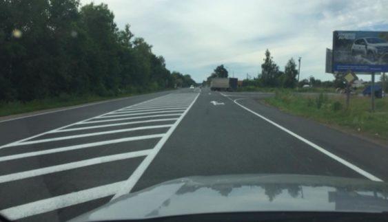 Автомобілісти вражені новою європейською трасою у Західній Україні (Фото)