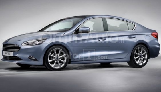 Продемонстрували Ford Focus п'ятого покоління (Фото)