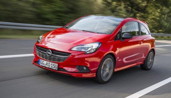 Opel представив спортивну версію Corsa