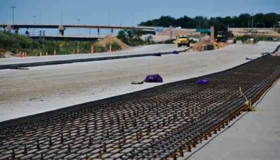 В Україні з'явиться перша бетонна дорога