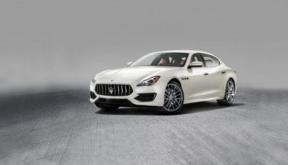 В Україні з'явився оновлений Maserati Quattroporte (Фото)
