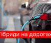Які гібридні автомобілі найбільш до вподоби українцям: цікава статистика