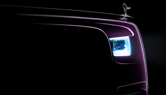 Rolls-Royce опублікував перше зображення своєї найдорожчої моделі