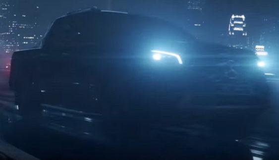 Серійний пікап Mercedes-Benz X-Class вперше показали на відео