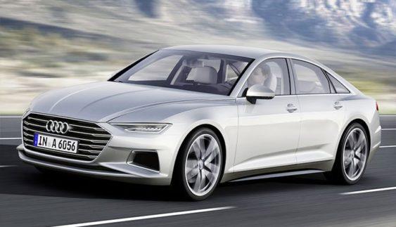 Audi в 2018 році випустить чотири нові моделі