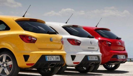 Українці пересідають на іспанські автомобілі