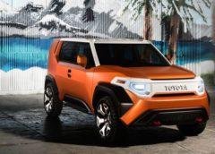 Toyota показала концепт свого нового брутального позашляховика