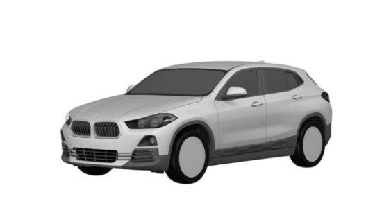 Розсекречено дизайн серійного кросовера BMW X2
