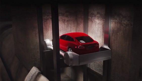 Глава Tesla продемонстрував новий автомобільний винахід