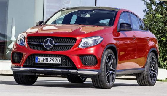 Названий найпопулярніший Mercedes в Україні