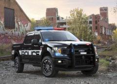 Для поліції презентували новий посилений пікап (Фото)