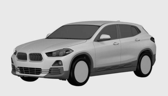 У Мережі розкрили дизайн нового кросовера BMW