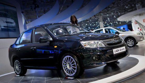 Які російські автомобілі залишилися в Україні