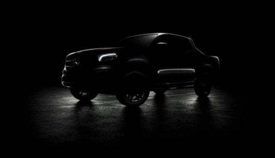 У мережі опублікували рендери нового пікапа Mercedes-Benz X-Class