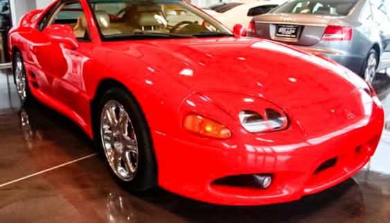 «Зійшов з розуму»: американець продає старий Mitsubishi за мільйон доларів