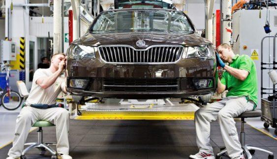 Україна нарощує виробництво європейських автомобілів