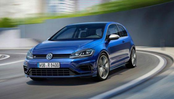 Озвучена вартість нового покоління Volkswagen Golf