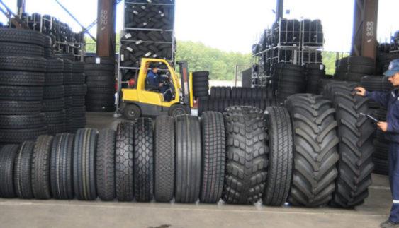 Вантажні шини: акцент на потужність