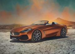 Новий Z4: офіційні фото дуже красивого BMW