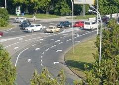 Водії скаржаться на нову розмітку в Україні (Фото)