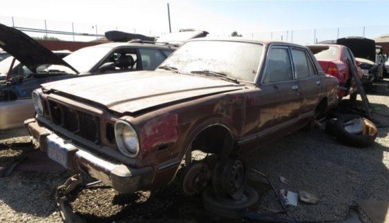 У США на звалищі знайшли унікальний автомобіль (Фото)