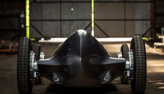 Infiniti побудує гоночний електрокар в дусі 1940-х