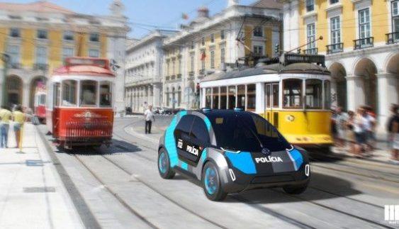 Представлений новий поліцейський хетчбек Volkswagen