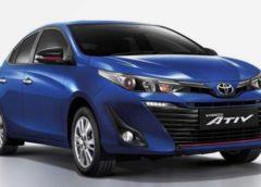 Toyota готує новий бюджетний седан