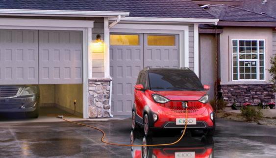 Найдешевший електромобіль у світі оцінили в $ 5,3 тисячі (Фото)