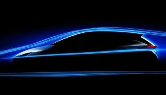 Nissan розповів про аеродинаміку нового Leaf