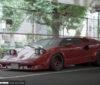 На парковці знайдена унікальна Lamborghini під товстим шаром пилу (Фото)