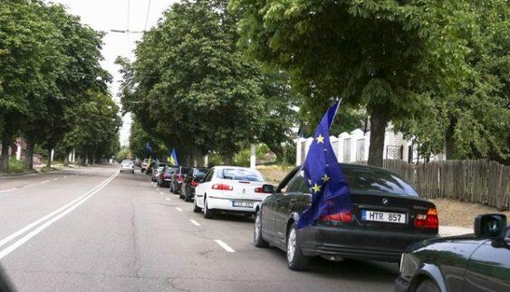 Власники нерозмитнених авто готують масштабну акцію протесту