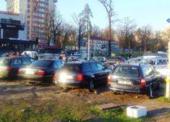 Машини на «єврономерах» потрапили під підозру