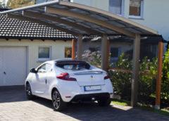 Суд заборонив паркувати автомобілі біля гаража