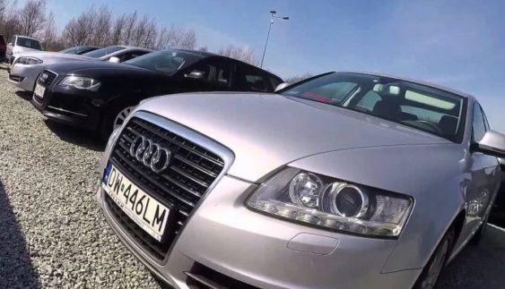 Що держава робитиме з конфіскованими автомобілями на литовських номерах