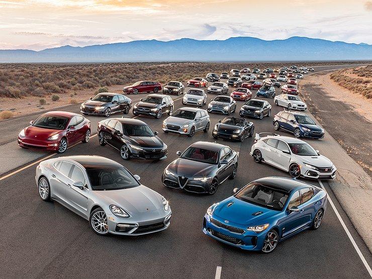 Автомобили и автосалоны