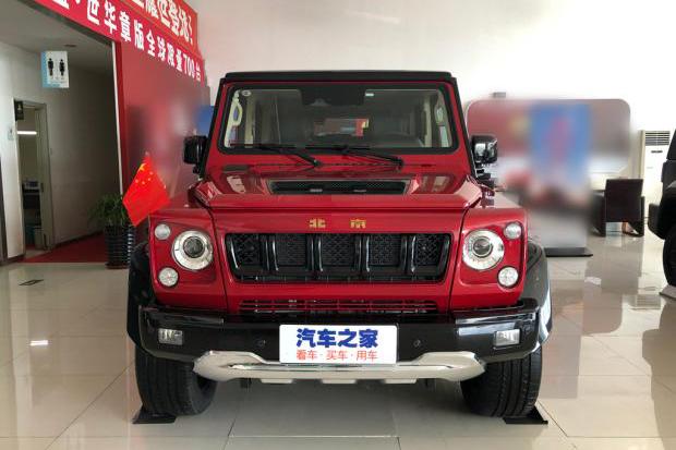 У китайцев появился собственный бюджетный аналог знаменитого «Гелендвагена» (ФОТО)