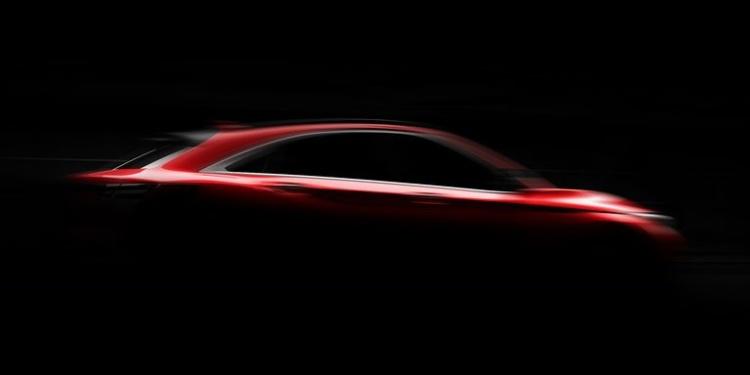 Infiniti похвасталась очередным тизером нового купе-кроссовера QX55 (ФОТО)