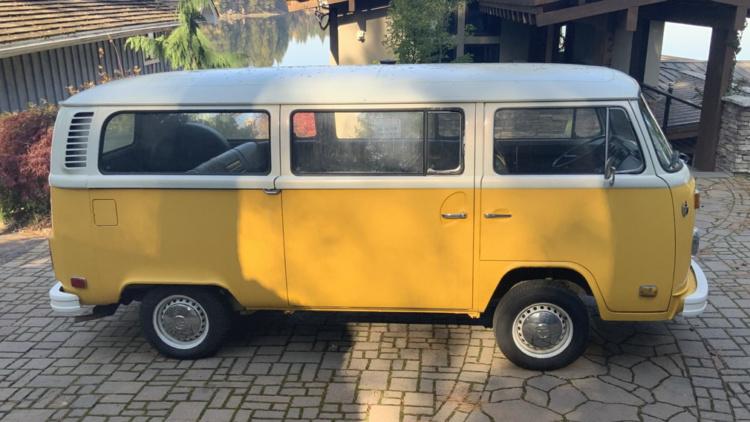 На онлайн-аукционе в продаже появился винтажный Volkswagen (ФОТО)