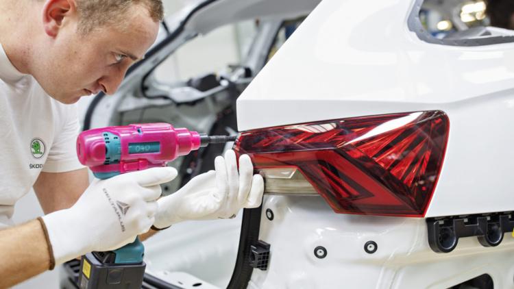 Skoda запустила виробництво нового покоління Octavia